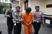 Lima Bulan Bebas Karena Kasus Curanmor, Ditangkap Lagi Bawa SS