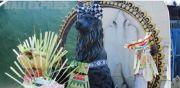 Ini Sejarah Patung Asu di Kapal yang Selalu Dapat Ritual Khusus