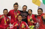 Semua Petarung Bali Sabet Medali Pomnas Jakarta