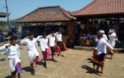 Pedawa Gelar Upacara Saba Malunin, Pentaskan Belasan Tarian Sakral
