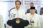 Dukungan Mengalir Jelang Pelantikan Jokowi-Ma'ruf Amin