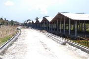 Bangunan Relokasi Pasar Gianyar Siap Tampung 1.102 Pedagang