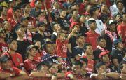 Foto-foto Saat Bali United Bantai Badak Lampung 3-0