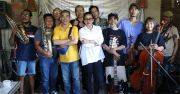 Garapan Multiseni dari Kakabe dan Sanggar Natah Rare Tutup FSBJ 2019