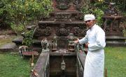 Pura Taman Desa Kekeran, Tempat Mohon Taksu Balian