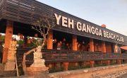 Beach Club di Yeh Gangga Tak Berijin dan Diduga Langgar Sepadan Pantai