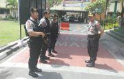 Antisipasi Bom, Ojol dan Taksi Dilarang Masuk Polda Bali