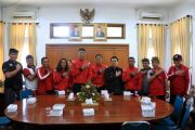 Turun di Popnas, Lima Atlet Klungkung Pamitan kepada Suwirta