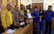 Mas Sumatri  Ajak Golkar Koalisi, Guncang Duet Merah-Kuning Karangasem