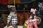 Misteri Pasar Sanglah, Bekas Kandang Sapi Dijaga Raksasa dan Asu