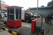 Dua Pasar Tradisional di Denpasar Terapkan Parkir Elektronik
