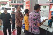 Tera Ulang Pompa Ukur BBM, Tak Ada Kecurangan di SPBU Tabanan