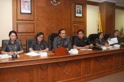 Soal Plafon Ambruk, Dewan Cecar Rekanan Proyek SMPN 2 Mengwi