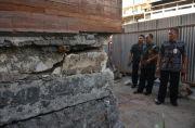Ornamen Pasar Badung Jebol, Manajer Proyek Mengaku Sengaja Dibongkar