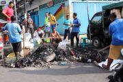 Bersihkan Saluran Drainase,  PUPR Buleleng Kerahkan Puluhan Petugas