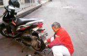 Libur Nataru, Honda Care Bali 24 Jam Siagakan Road Emergency