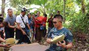 """Durian """"Ki Raja"""" asal Madenan Diburu Artis hingga Pangdam IX/Udayana"""