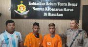 Dikejar Pelajar, Pencuri Motor Ketemu Polisi di Kuta Utara