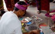 Kerajinan Pelepah Pisang Sangket, Ekspor ke Maldives hingga Spanyol