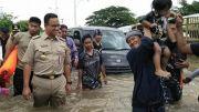 Gubernur DKI Jakarta Salah Strategi Atasi Banjir