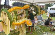 Serangkaian HUT, Pemkot Denpasar Gelar Lomba Penjor Hias