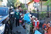 Suwirta Sambangi Pasar, Imbau Pengunjung Tidak Berdesakan