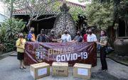 Dari Semeton untuk Semeton, Bali United Serahkan 25 Ribu Masker
