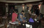 Satpol PP Badung dan Aparat Desa Bubarkan Pesta di Pererenan