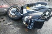 Kecelakaan Tiga Sepeda Motor di Kerobokan, Satu WNA Tewas