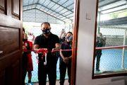 Gedung Sport Center Terintegrasi Desa Punggul Diresmikan