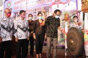 Wabup Suiasa Buka Konferensi PGRI Kabupaten Badung