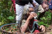Hilang 10 Hari, Dadong Cukri Ditemukan Selamat di Dasar Jurang