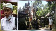 Desa Lodtunduh, Gundukan Tanah Tempat Pertapaan Pedanda Sakti