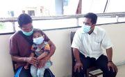 Infeksi Kulit, Ditinggal Orangtua, Dirawat Kakek-Nenek Meski Pas-Pasan