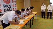 Siap Hadapi Pemilu, Struktur DPD PKS Se-Bali Dilantik