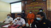 Memeras Berdalih Cabut Berkas Perkara, Pecatan Polisi Ditangkap