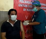 Ribuan Penerima Vaksin, Target Tuntas Empat Hari