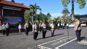 10 Personel Urkes Polres Badung Dapat Penghargaan