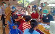 Vaksinasi di Bangli Berlanjut ke Kota Kecamatan