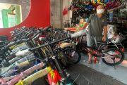Tren Gowes Turun, Penjualan Sepeda Lesu