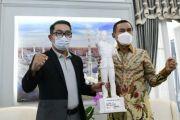 Ridwan Kamil Dukung Pembanguna Patung Bung Karno di Ende