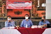 Pilkel Serentak 2021, Terapkan Prokes, Imbau Tak Bawa Anak ke TPS