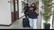 Bule Rusia Positif Covid-19 yang Tolak Isolasi Mandiri Dideportasi