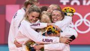 AS Juara Umum Olimpiade Tokyo Berkat Tambahan 3 Emas di Hari Terakhir