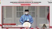 Anies Sebut Dunia Tercengang Melihat Indonesia Kendalikan Pandemi