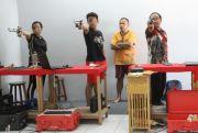 Jabar dan Kalsel Rival Petembak PON Bali