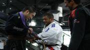 Bos ONE Championship Terima Sabuk Coklat Brazilian Jiu-Jitsu