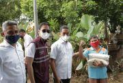 HIPMI Berikan Bantuan Beras 25 Ton di Bali, 2,5 Ton Untuk Buleleng