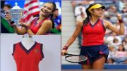 Usia 18 Tahun Juarai US Open, Jersi Raducanu Dipajang di Hall of Fame