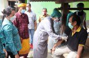 TP PKK Badung Komitmen Tuntaskan Program Vaksinasi Covid